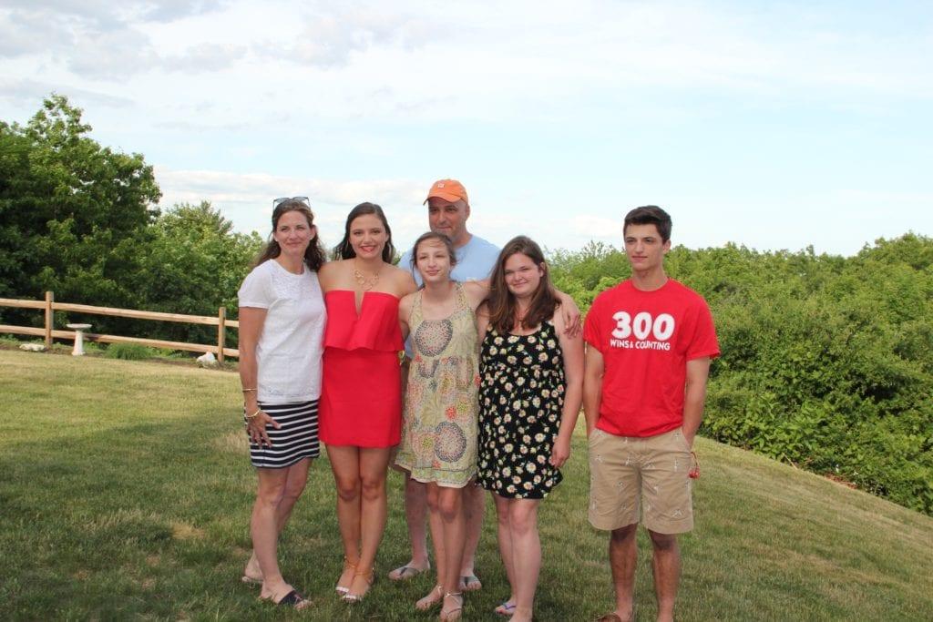 The Lefante family. Courtesy photo