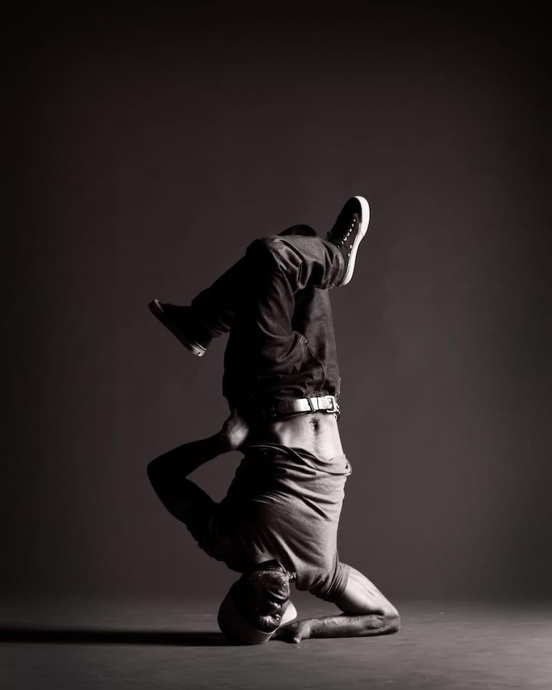 Raphael Xavier, Choreographer/Dancer, Guggenheim Fellow, USJ Autorino Center for the Arts, February 24 & 25, 2017 – American Roots Festival. Courtesy photo