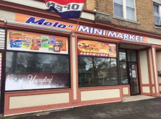 Melo Mini Mart on Park Road has closed. Photo credit: Ronni Newton