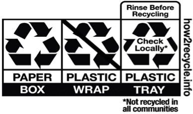 Multi-component labels