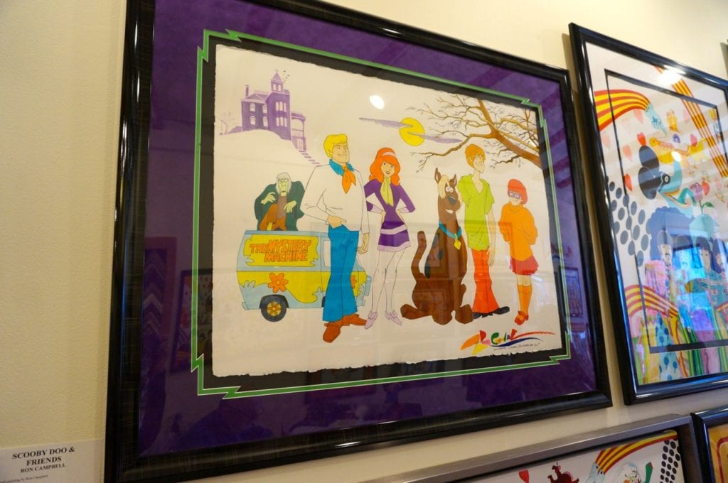 Beatles Scooby Doo And Other Animation Comes To West Hartford
