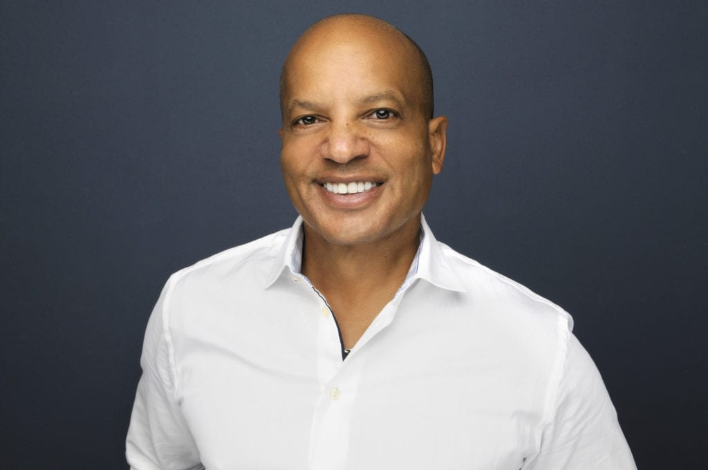 Wes Thompson is the founder and CEO of Emerge.me. Courtesy photo