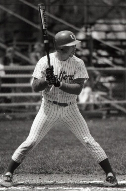Former UHart star Jeff Bagwell has been elected to the Baseball Hall of Fame. Submitted photo