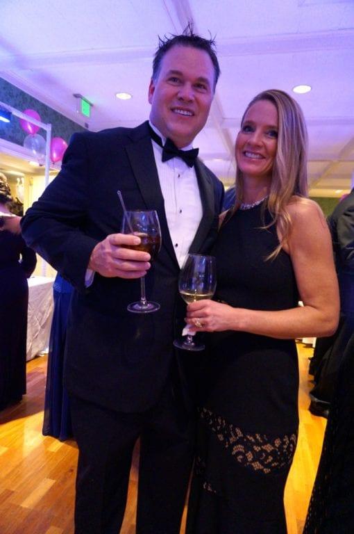 Garold and Katharine Miller. Bridge Family Center's 18th Annual Children's Charity Ball. Jan. 21, 2017. Photo credit: Ronni Newton