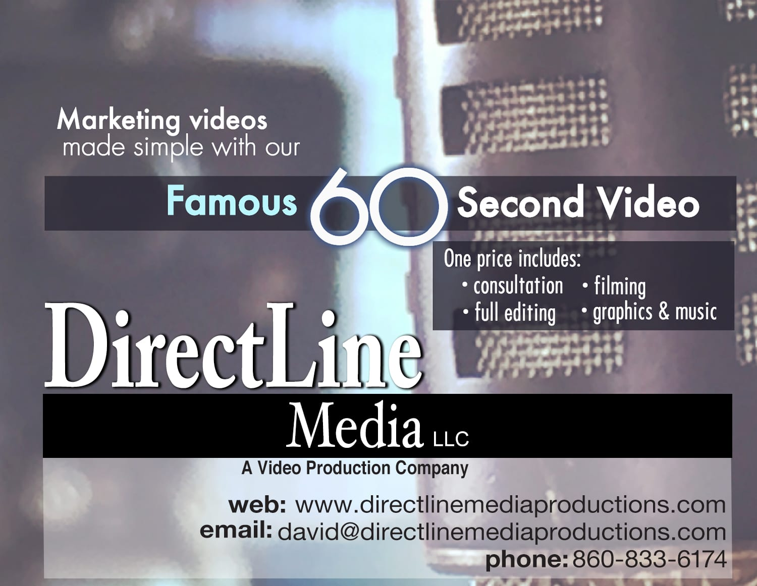 direct line video cube
