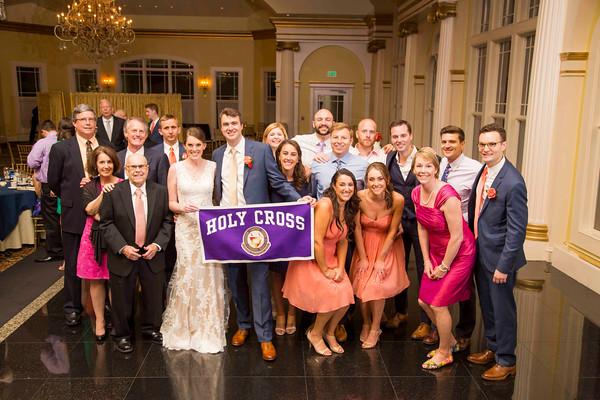Maura Conway & David Johnson's wedding, June, 2016. Photo courtesy of Lindsey Calpa Photography & Design
