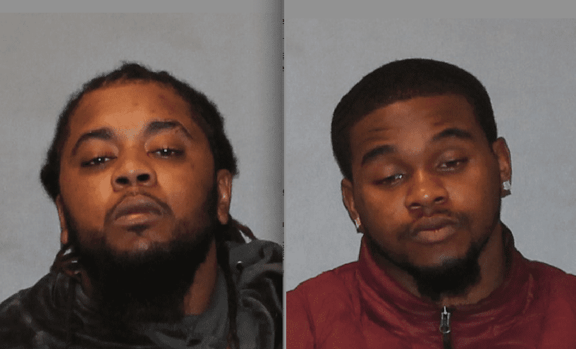 Dashawn Godwin (left) and Chazz Gaither. Courtesy of West Hartford Police