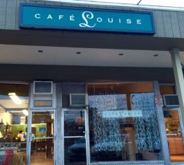 Cafe Louise will transform the New Britain Avenue location into Cafe Louise Express. Photo credit: Ronni Newton