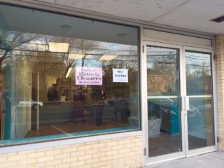 Victoria Cleaners will open Feb. 1 at 17 Sedgwick Rd. Photo credit: Ronni Newton