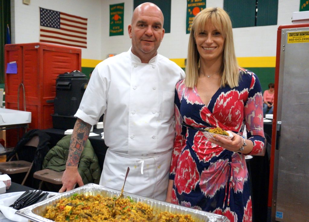 Fourth Annual Taste of Elmwood. Feb. 2, 2017. Photo credit: Ronni Newton