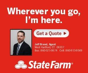 Jeff Brand State Farm 2017 cube