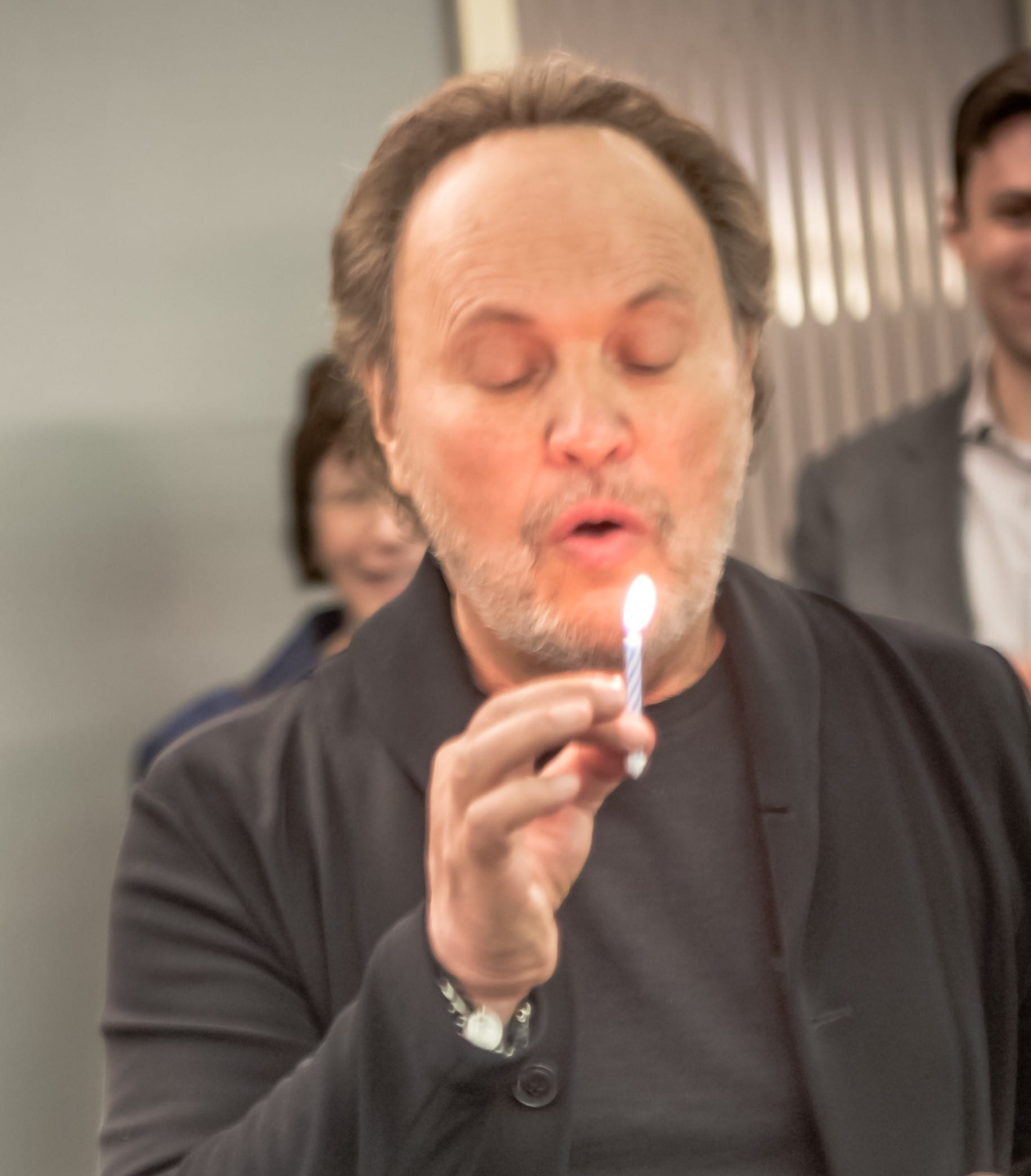 Billy Crystal Steals Show To Support West Hartford S
