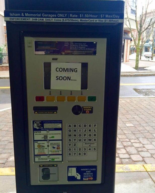 Parking Garage Prices: Kiosk System Coming To West Hartford Parking Garages