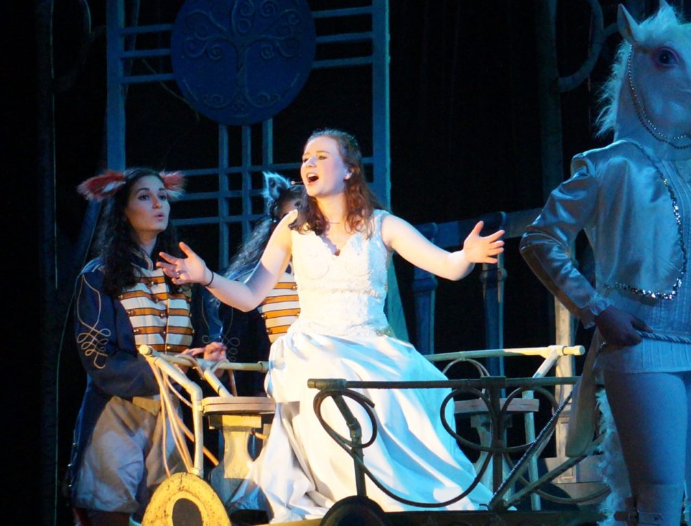Conard High School Musical Productions presents 'Cinderella.' Photo credit: Ronni Newton