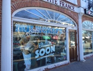 Milkcraft plans to open this July in the former La Petite France space at 967 Farmington Ave. in West Hartford Center. Photo credit: Ronni Newton