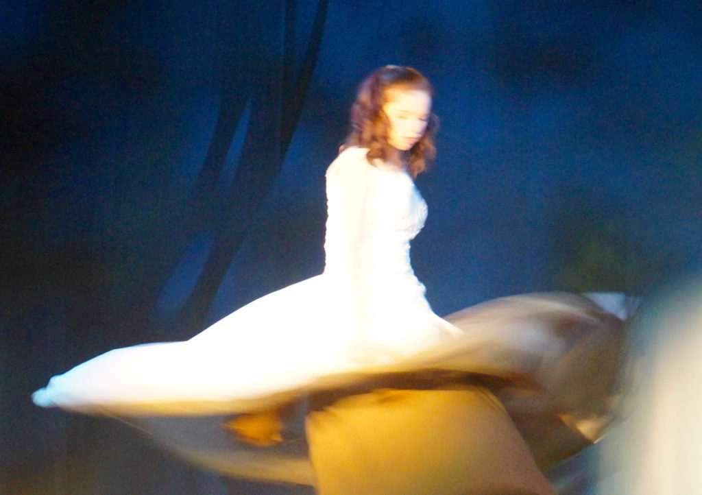 A twirl and a transformation. Conard High School Musical Productions presents 'Cinderella.' Photo credit: Ronni Newton