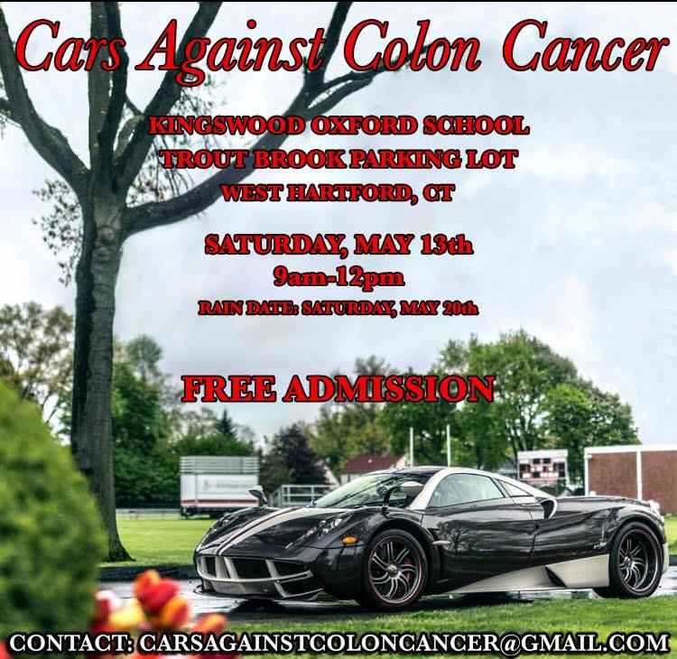 West Hartford Center Car Show