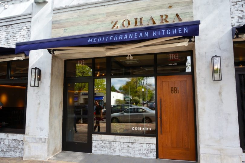 Zohara Mediterranean Kitchen Brings Unique Concept To West