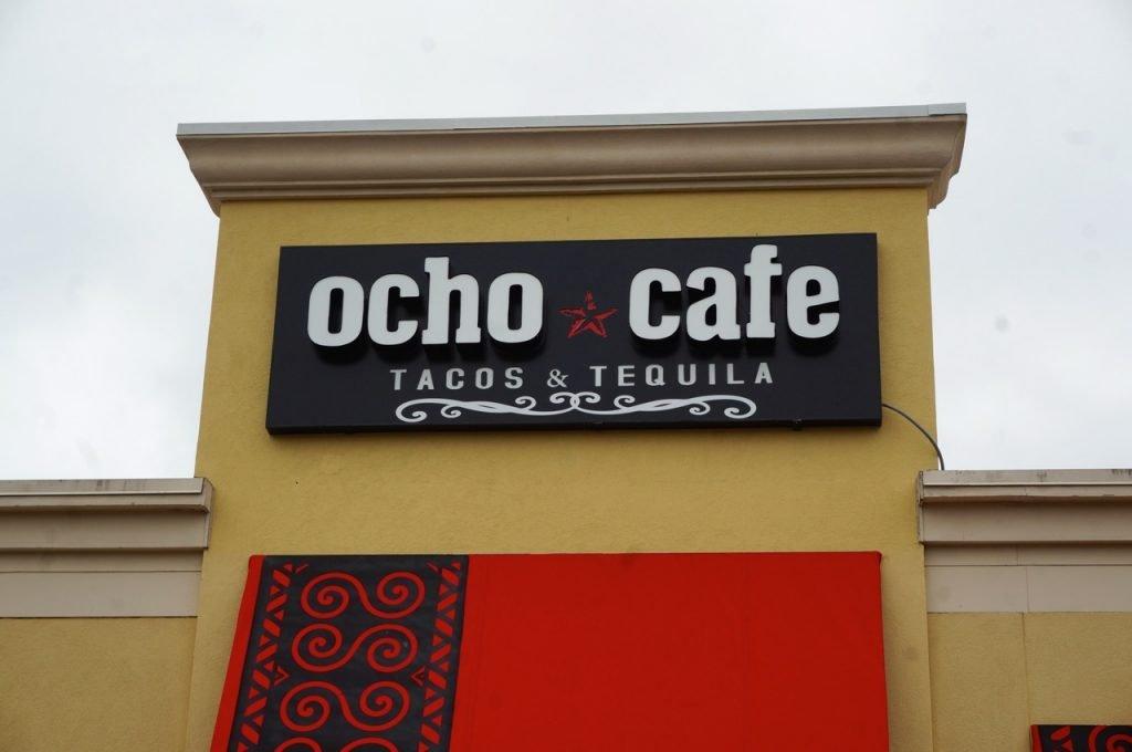 Ocho Cafe Bishops Corner