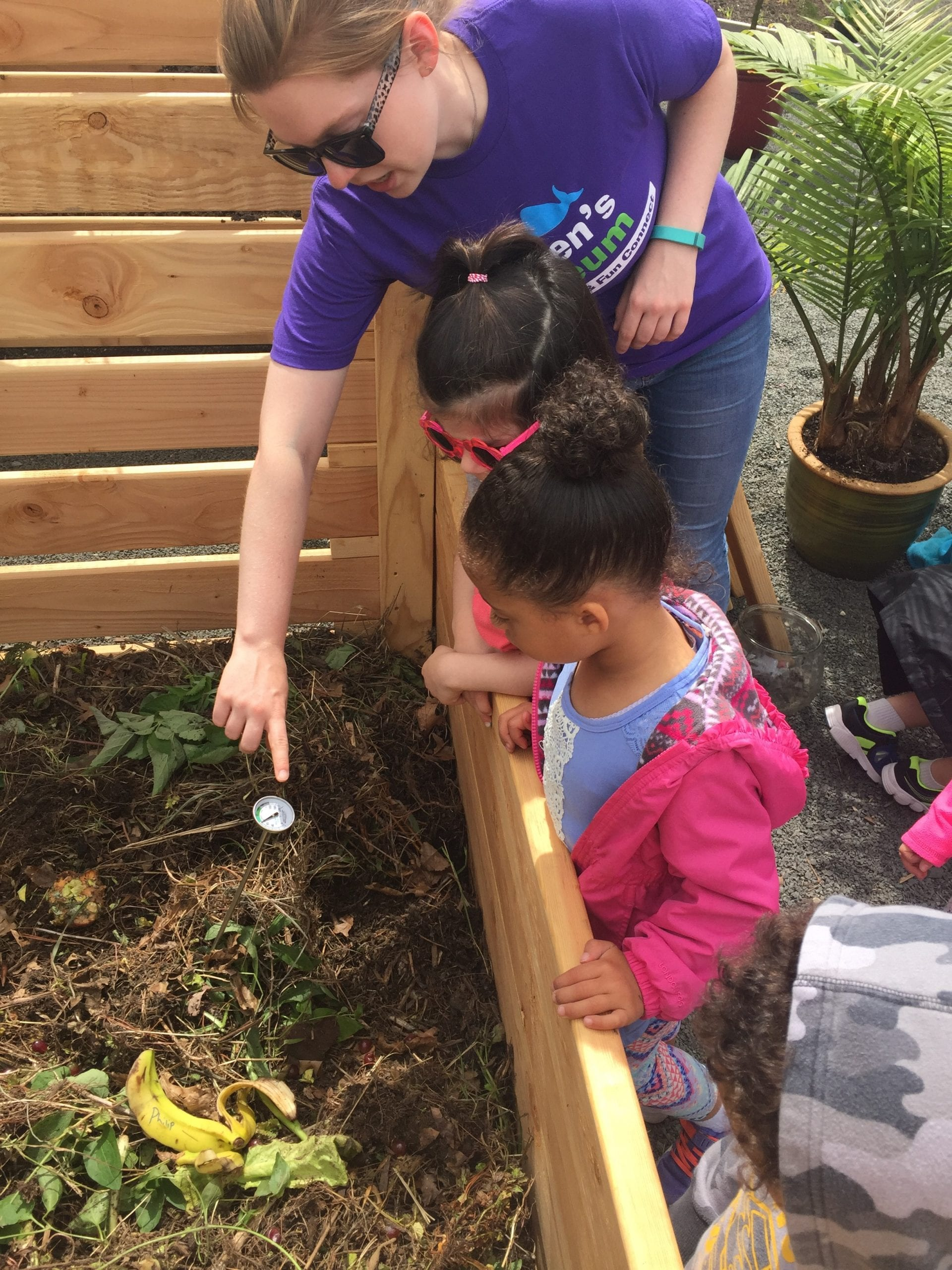 Kids Can Compost - We-Ha | West Hartford News