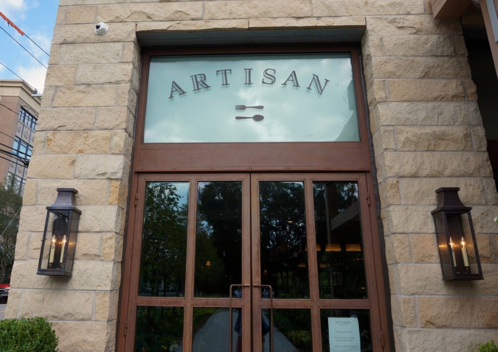 Artisan Brings New England Inspired Cuisine From Garden Mill Sea