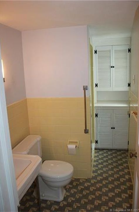West Hartford Cape Renovated For National TV Show WeHa West - Bathroom remodel west hartford ct