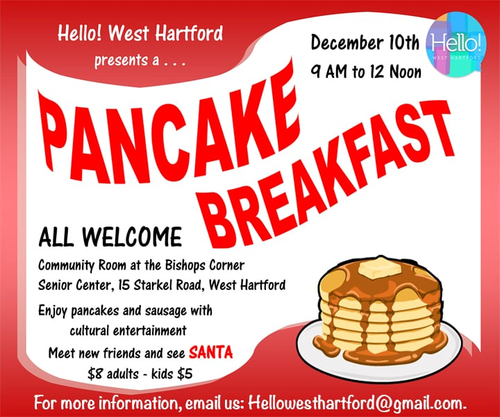 hello west hartford pancake breakfast cube