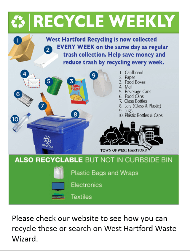 town of wh recycle