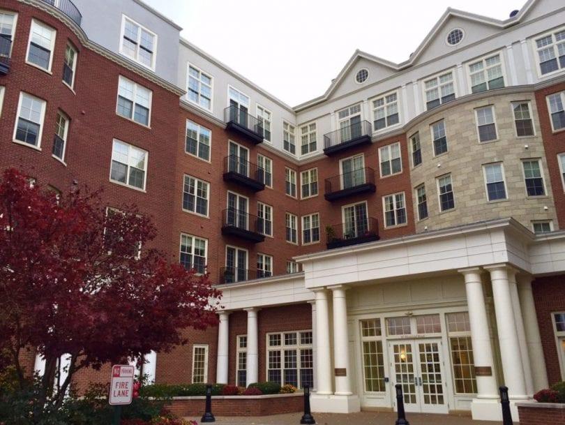 Three-Bedroom Blue Back Square Condominium Sells for $1