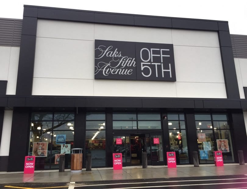 b039222d3fb62 Saks Fifth Avenue OFF 5th Opens, First Store in West Hartford's New ...