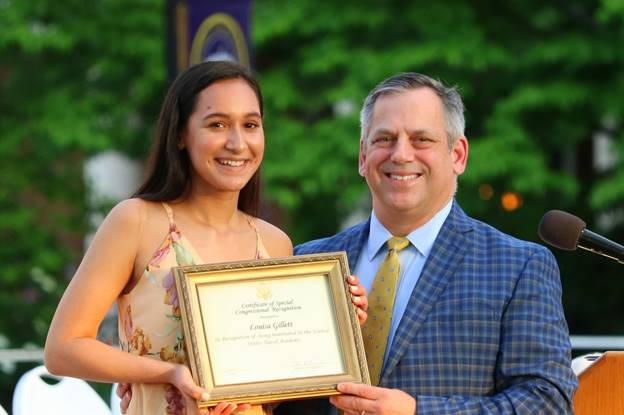 West Hartford Resident Admitted to U S  Naval Academy Prep