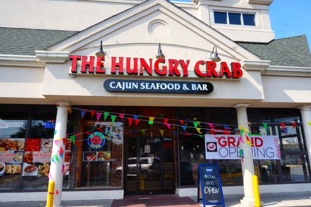 Asian Cajun Fare Highlights Menu At Hungry Crab In West
