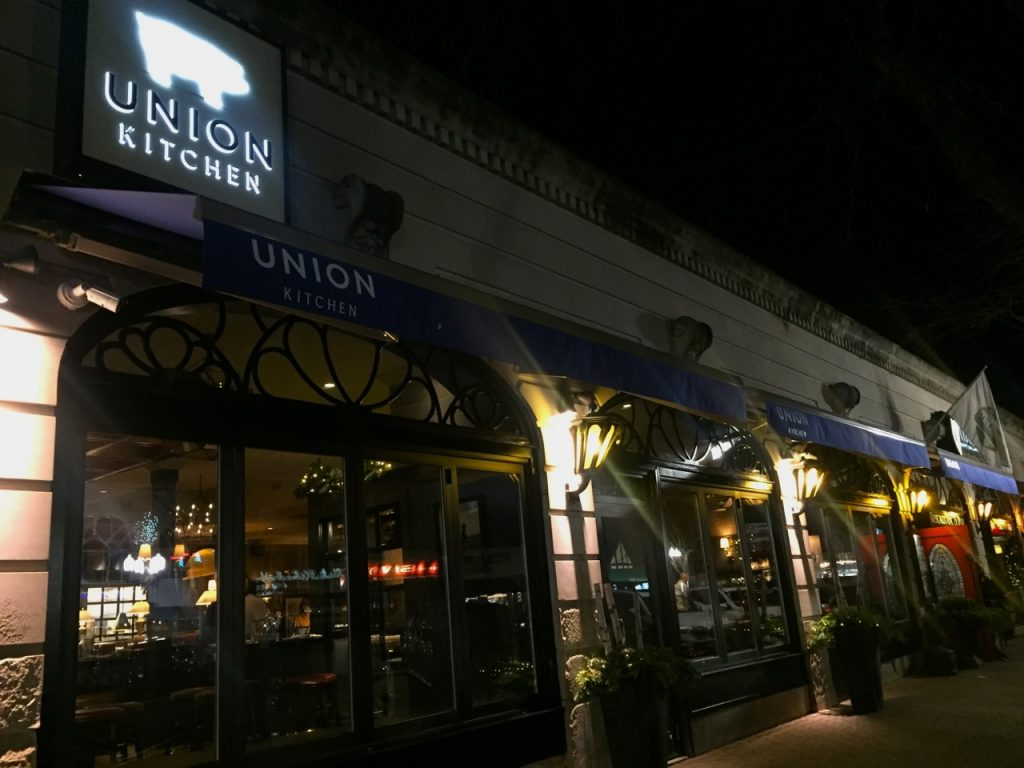 Union Kitchen Unites Familes And Friends With American