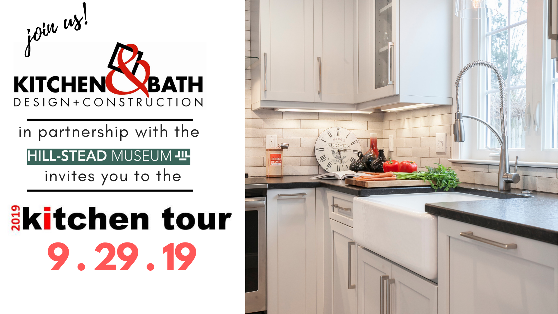 Tour Beautifully Distinctive Kitchens Created By Kitchen U0026 Bath Design +  Construction, Including Their Unique Showroom. All Ticket Sale Proceeds  Will ...