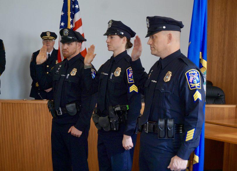 West Hartford Police Hold Promotion Ceremony - We-Ha | West