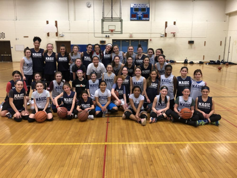West Hartford Magic Girls Travel Basketball Announces Tryout