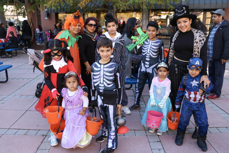 Annual Halloween Stroll In West Hartford, 2020 Costumed Characters Enjoy Annual West Hartford Halloween Stroll