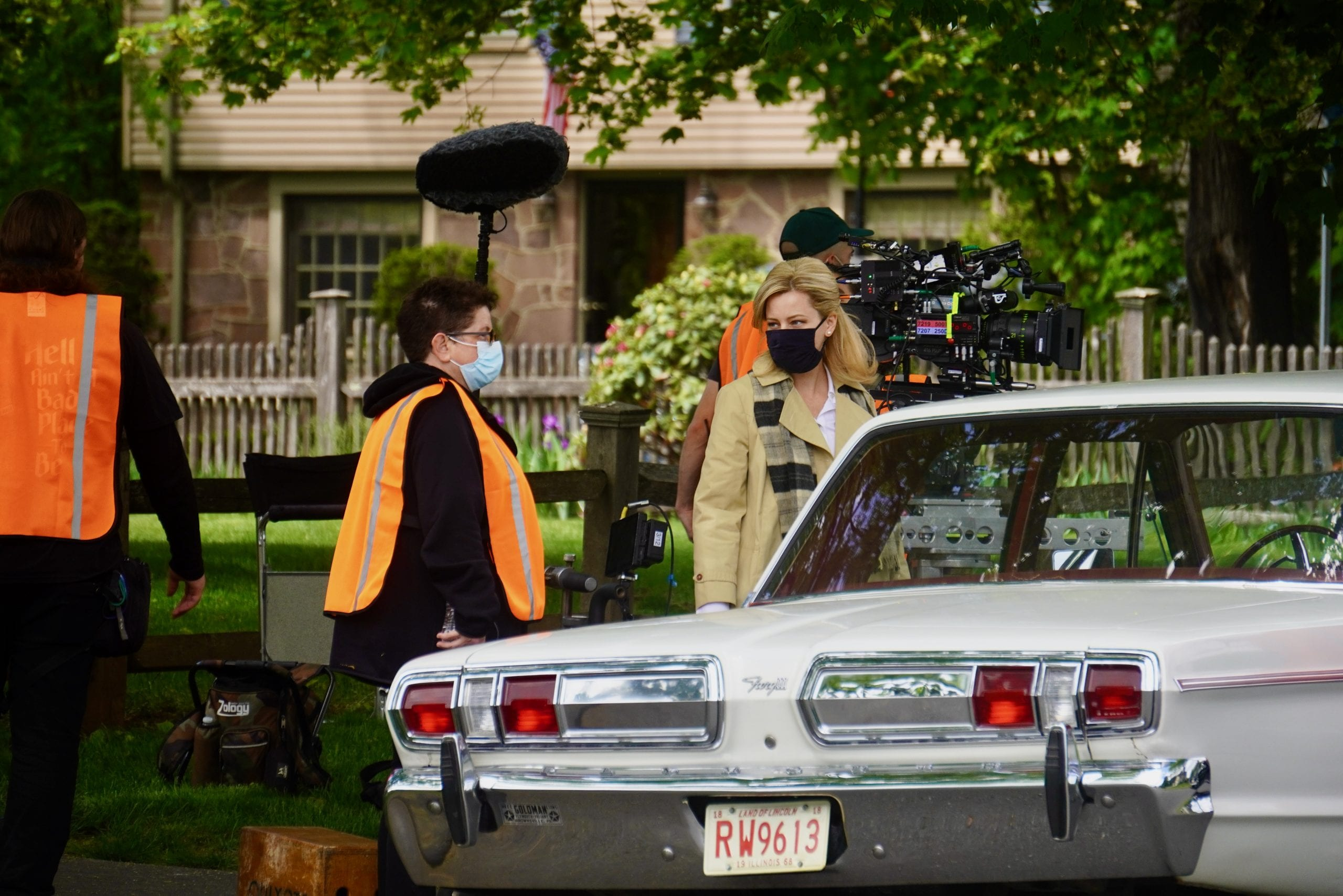 West Hartford Sites Serve as Stage for Hollywood Movie - We-Ha   West Hartford News